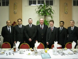north harrow lodge team